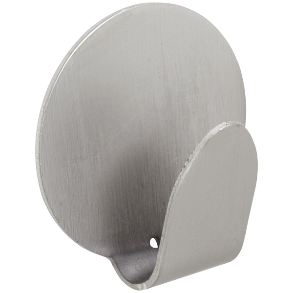 Neo Large Magnet Hooks Nickel Pkg/2