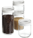 Blanca Glass Canisters by Guzzini®