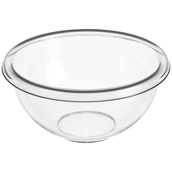 """Guzzini 11-1/2"""" Capriccio Acrylic Bowl"""