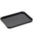 Medium Melamine Tray Black