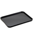 Large Melamine Tray Black