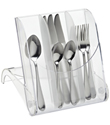 Lucinda Flatware & Napkin Holder by Guzzini®