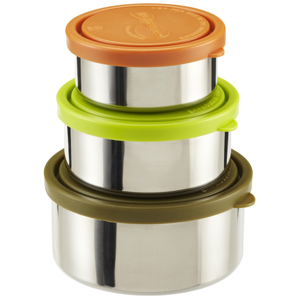 Nesting Trio Stainless Set of 3