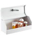 Prescription Security Cabinet White