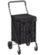 Black Cart Nylon Liner Black