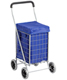 Steel Cart Nylon Liner Blue
