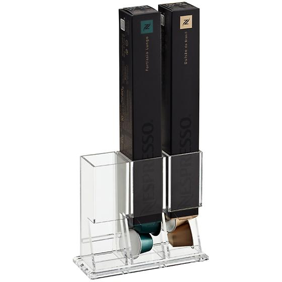 Acrylic Nespresso Coffee Capsule Box Holder