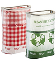 Flings&reg; Pop-Up Trash Bin