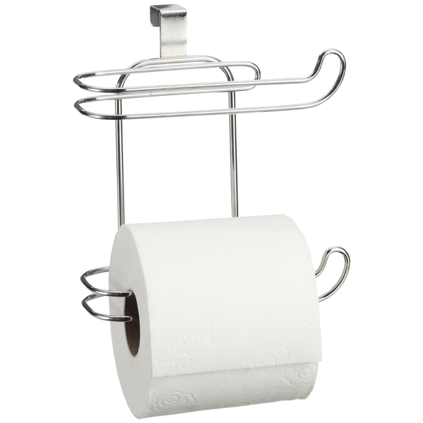 Classico Overtank Bath Tissue Holder The Container Store