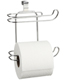 Overtank Tissue Holder Chrome