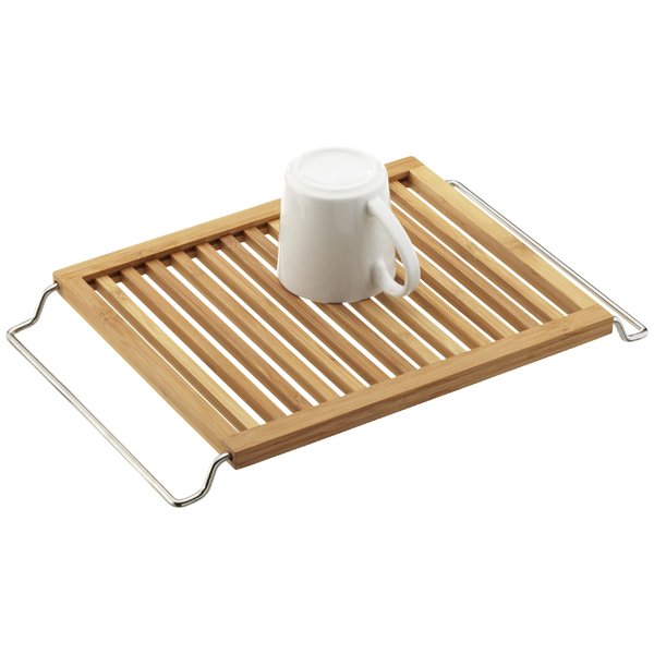 Umbra Slat Drying Rack Bamboo