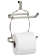 Overtank Tissue Holder Satin Nickel