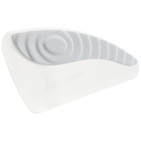 Dish Squeegee White