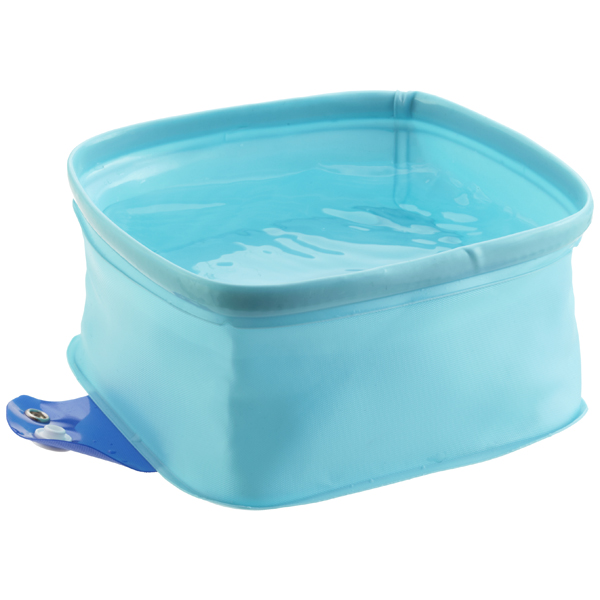 The Watering Hole Dog Bowl Blue