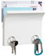 Umbra® Magnetter Key & Letter Holder Piano White