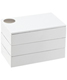 Umbra® Spindle Jewelry Box White