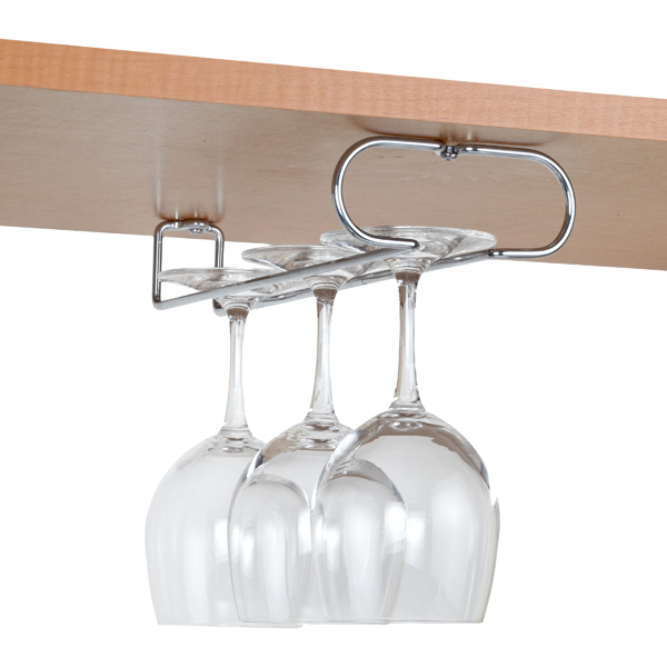 Stemware Holder Chrome