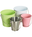 Enameled Metal Pails