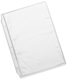 Mini Sheet Protectors Clear Pkg/20