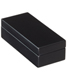 Mini Lacquered Rectangular Box Black