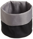 reisenthel Cuffed Fabric Bin Black/Grey