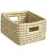Rectangular Sea Grass Bin Natural