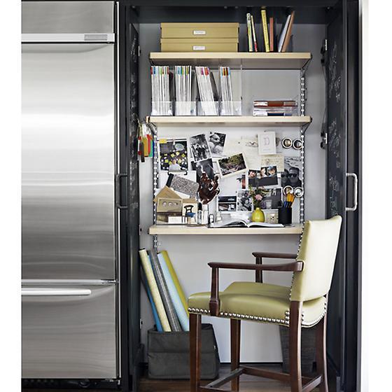 Birch & Platinum Home Office