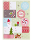 Gift Labels & Stickers Retro Sentiments Pkg/3
