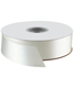 Flora Satin Ribbon White