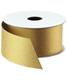 Ribbon Glitter Gold