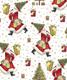 Wrap Handsome Santa
