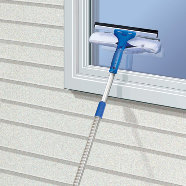 Connect & Clean Combi Washer/Squeegee Blue
