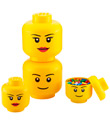 LEGO® Storage Heads