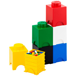 Sew Incredibly Crazy Lego 174 Storage Bricks