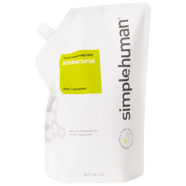 simplehuman 34 oz. Antibacterial Hand Soap Refill