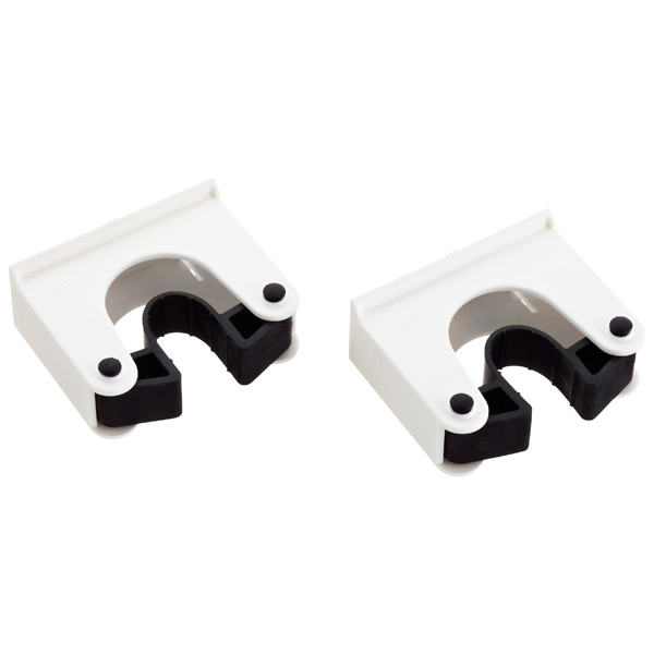 White elfa utility Tool Holders
