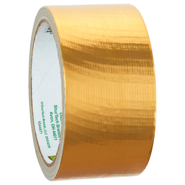 Duck Tape Gold