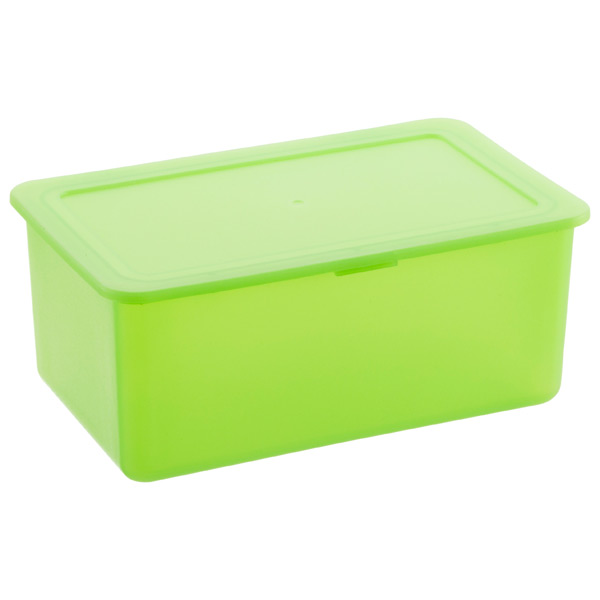 Stackable Storage Box Green