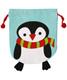 Medium Cotton Sack Penguin w/Scarf