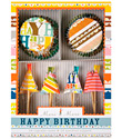 Patterned Party Cupcake Kit