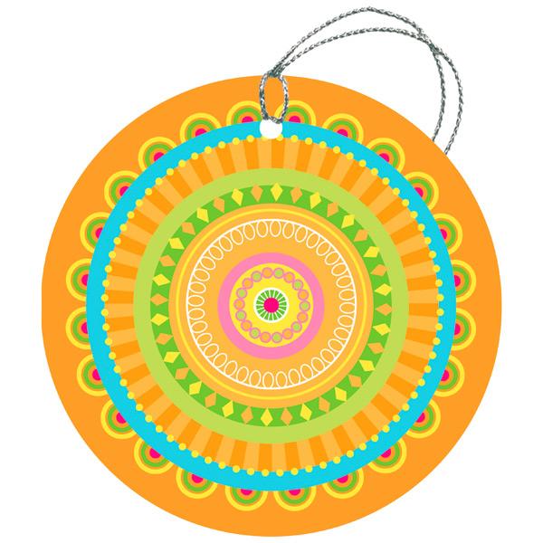 Happy Go Round Gift Tags Multi Pkg/5