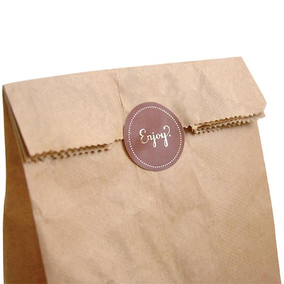 Baked Goods Gift Labels & Seals