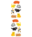 Chubby Cat Stickers