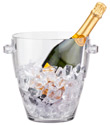Champagne Bucket by Guzzini®