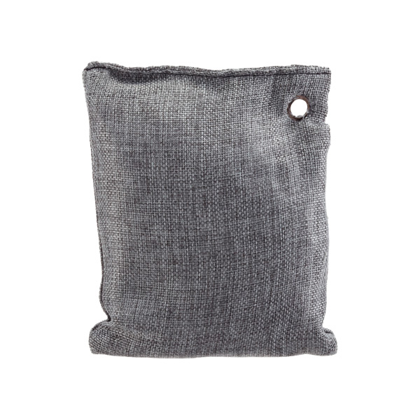 7 oz. Moso Bamboo Charcoal Bag Grey