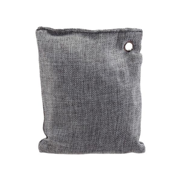7 oz. Moso Bamboo Charcoal Bag Grey