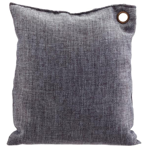 17 oz. Moso Bamboo Charcoal Bag Grey