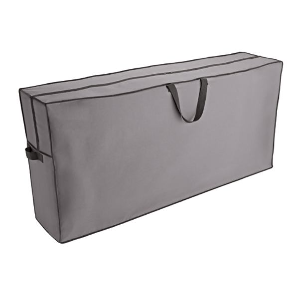 Jumbo Fabric Storage Bag Grey