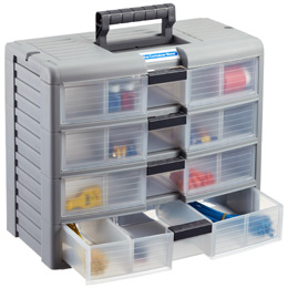 4 Drawer Storage Chest The Container Store