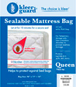 Sealable Pillow Top Mattress Bags